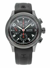 Eberhard & Co. Traversetolo Chrono Noir 43mm Automatic Men's Limited Watch 31053