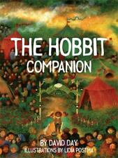 The Hobbit Companion by David Day (2012, Hardcover)