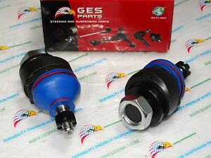 2 Adjustable Upper Ball joints ALLOWS -1 TO +1 DEG CAMBER Fits Accord CRV K90492