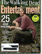 Entertainment Weekly THE WALKING DEAD - Collector's Cover 4 of 6 Melissa McBride