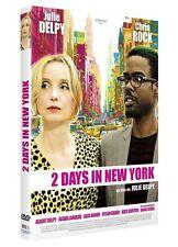 2 DAYS IN NEW YORK - JULIE DELPY & CHRIS ROCK - DVD NEUF NEW NEU