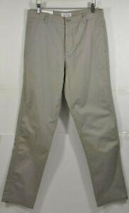 Nwt Homme Banana Republic, Droit Chino Pantalon. Taille 30x32