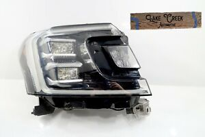 FACTORY OEM | 2019-2020 Ford Expedition LED Headlight (Right/Passenger)