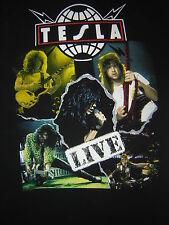 Vintage Concert T-Shirt TESLA 92 NEVER WORN NEVER WASHED