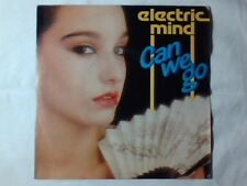 "ELECTRIC MIND Can we go 7"" ITALO DISCO on FULLTIME"