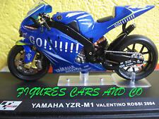 MOTO GP 1/24 SERIE 2 YAMAHA YZR-M1  VALENTINO ROSSI 2004 MOTORCYCLE MOTOBIKE