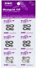 10 SPEED CHAIN KMC Missing Link X 10 Speed shimano