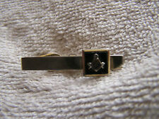Vintage Swank Tie Tack Clip Clasp Mason's Masonic