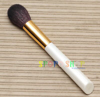 New Rounded Dome Tip Blush / Powder / Contour Brush - Premium Quality Goat Hair