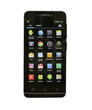 Téléphones mobiles noirs Wiko 4G