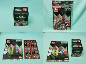 Topps Bundesliga Sticker 2020/2021 Display Album Tin komplett Set aussuchen