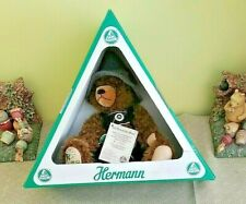 "Hermann ""Old Bavarian Bear� Limited Edition, Fully Jointed, 14�, Mohair, from Ge"