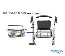 transporte Cesta Ayuda Andador Rollator ligero Dietz ersatzkorb NUEVO