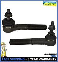 2 Front Tie Rod Kit for Dodge D350 CB300 RAM 1500 VAN B350 PB250