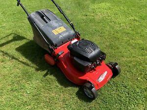 Castel Garden petrol lawnmower