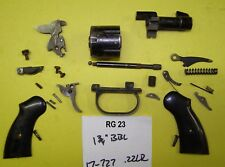 Omega RG 22 Cal REVOLVER PART LOT ALL PARTS PICTURED 4 ONE PRICE ITEM #17-727