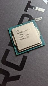 Intel core i7-6700 CPU / 3.40Ghz - 4.00Ghz Turbo