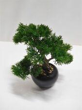 Bonsai Zeder Dekobaum Kunstbaum Kunstpflanze Dekopflanze H 30 cm 175106-50 F75