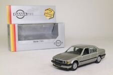 Gama 1107; 1986 BMW 735i (E32); Metallic Silver; 1:43 Scale Excellent Boxed