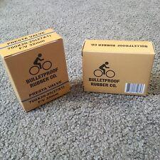 2-Pack 700X20-25 (27X1) 32mm Presta Valve bicycle inner tube ** New **