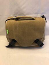 Digital Camera Bag Case Olive Waterproof Case Cover Canvas SLR DSLR Nikon Canon