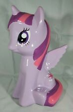 My Little Pony Princess Twilight Sparkle Ceramic Piggy Bank Collectible Toy Gift