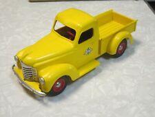 International Product Miniature plastic KB Pickup truck 1940's