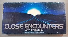 Classic 1978 Close Encounters Of The Third Kind Board Game - Parker Brothers #25