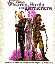 D20 SWORD & SORCERY PLAYER'S GUIDE TO WIZARDS BARDS AND SORCERERS