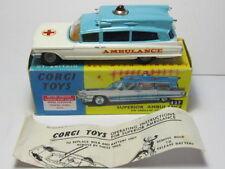 Corgi Diecast Ambulances