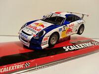 """Slot SCX Scalextric A10191S300 Porsche 911 GT3 """"Loeb"""""""
