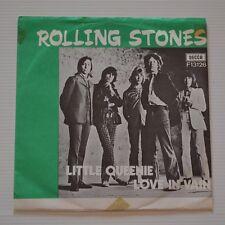 """ROLLING STONES - Little queenie (LIVE) - 1971 SWEDEN 7"""" SINGLE"""