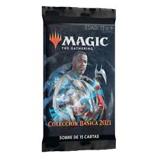 Magic Colección Básica 2021 Sobre (Castellano)