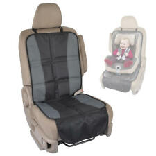 Car Seat Protector Cover - Rubberized Backing Prevents Slip Saves interior