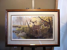 Ron Van Gilder~ The Legend Series Deer ~ HOLE IN THE HORN BUCK ~ Limited Edition