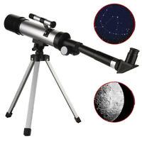 360/50mm Refractive Astronomical Telescope Monocular Star Space Scope Refractor