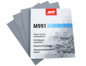 Matador 991A  Wasserschleifpapier Naßschleifpapier wasserfest 230x280