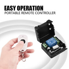 12V 10A 1Ch Rf 315Mhz Wireless Remote Control Switch Receiver+Transmitter Kit