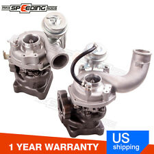 for Audi RS4 S4 A6 Allroad Quattro 2.7L K04-025 K04-026 Turbo Turbocharger Pair