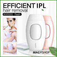 600000 flash professional permanent IPL epilator electric laser hair remover