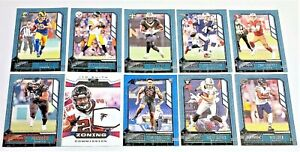 LOT OF 10 2020 PLAYBOOK FOOTBALL CARDS