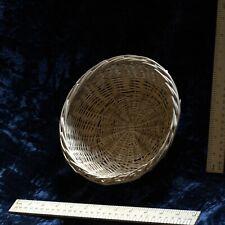 Small Wicker Bowl