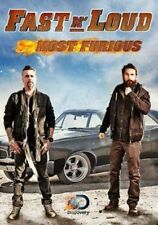 Fast N Loud Most Furious Region 1 DVD (discovery Channel)