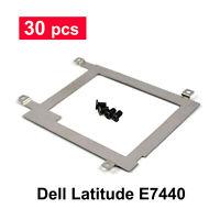 30X SATA Hard Drive Caddy HDD Frame Bracket for Dell Latitude E7440 E7450 0WPRM