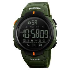 Men's Digital Sports Watch Waterproof Military Tactical LED Backlight Wristwatch