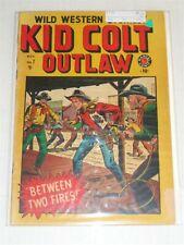 KID COLT OUTLAW #7 F/G (1.5) OCTOBER 1949 MARVEL  ATLAS COMICS **