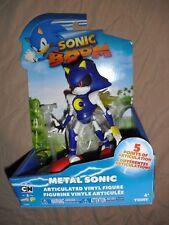 metal sonic boom TOMY figure nib toy sonic the hedgehog