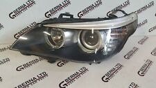 Genuine BMW 5 SERIES E60 E61 07-2010 PASSENGER LEFT SIDE HEADLIGHT LAMP 1587610