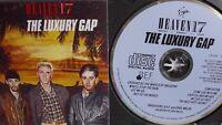 Heaven 17- The Luxury Gap- VIRGIN Made in UK- lesen