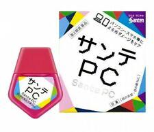 SANTEN Sante PC Medicated Eye Drops 12ml Eye Vision Care Japan F/S